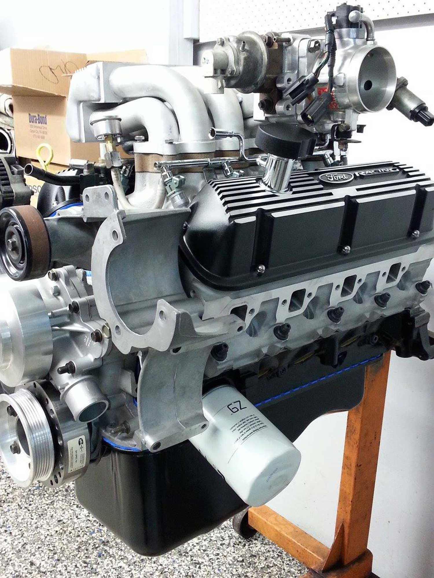 Engine Rebuilding Service