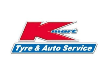 KMart Tyre and Auto Logo